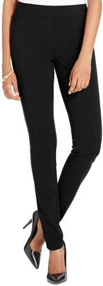 Style&Co. Style & Co. Plus Stretch Seam-Front Ponte Pants