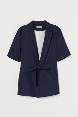 H&M Short-sleeved jacket