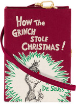 Olympia Le-Tan Olympia Le Tan How the Grinch Stole Christmas Book Clutch Bag