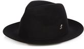 Larose Rabbit-felt traveller hat