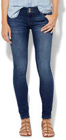 New York & Co. Soho Jeans - Curve Creator Legging - Driven Blue Wash