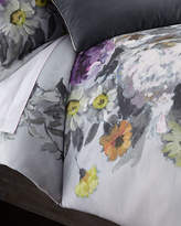 Designers Guild Queen Caprifoglio Argento Duvet Cover