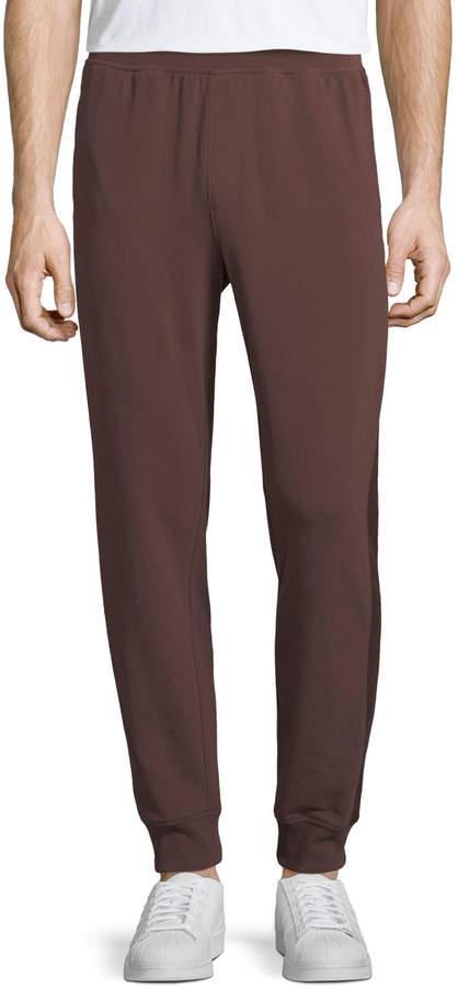 ATM Anthony Thomas Melillo Men's Brushed Fleece Sweatpants