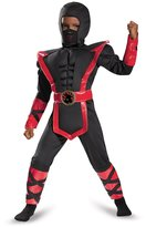 Disguise 84023M Ninja Toddler Muscle Costume