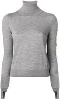 Barrie Sweet Eighteen cashmere turtleneck pullover
