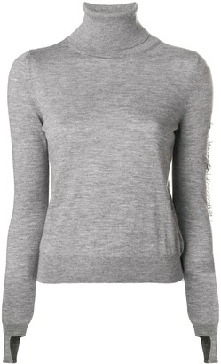 Barrie Sweet Eighteen cashmere turtleneck pullover