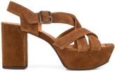 Chie Mihara open toe platform sandals