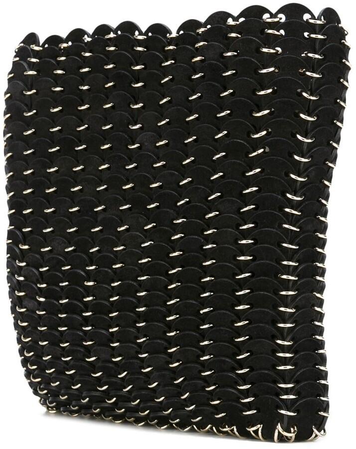 Paco Rabanne ring chain shoulder bag