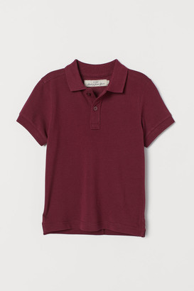 H&M Cotton polo shirt