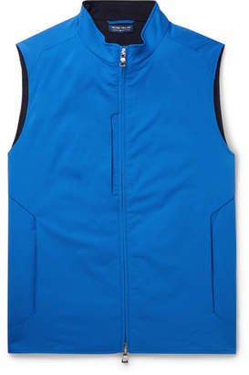 Peter Millar Crown Crafted Stealth Twill Gilet