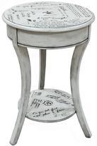 Miranda Script Side Table