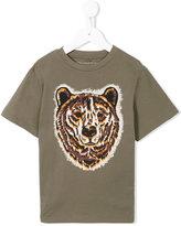Stella McCartney Arrow bear print T-shirt