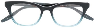 Barton Perreira Nina rectangular glasses