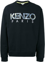 Kenzo Paris sweatshirt - men - Cotton - XS