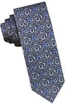 Perry Ellis Floral Silk Tie