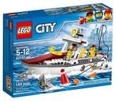 Lego City Great Vehicles Fishing Boat 60147