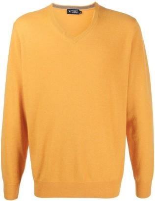 Hackett Elbow-Patch Sweater