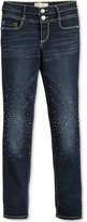 Jessica Simpson Embellished High Rise Skinny Jeans, Big Girls (7-16)