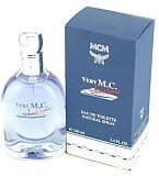 MCM Very M C for Men, Eau De Toilette Spray, 1.7 Ounce