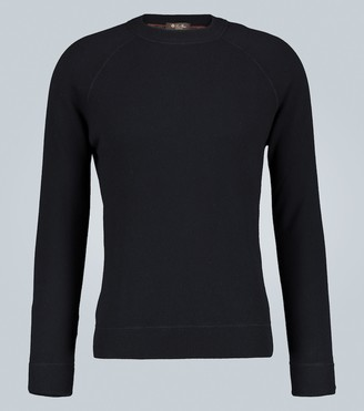 Loro Piana Crewneck cashmere sweater