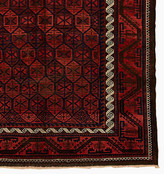 Rejuvenation Vintage Traditional Beluc Rug