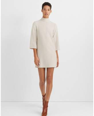Club Monaco Mockneck Knit Dress