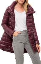Herno Puffer Hi Lo A-Line Jacket