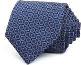 John Varvatos Abstract Circle Classic Tie