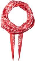 Lauren Ralph Lauren Silvia Silk Diamond Shape Scarf Scarves