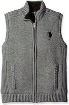 U.S. Polo Assn. Men's Full Lined Full Zip Vest