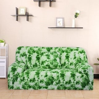 Overstock Soft Floral Stretch Sofa Couch Cover Slipcovers Protector