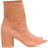 Stuart Weitzman Big Koko boots - women - Leather/Suede/rubber - 36