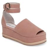 Jeffrey Campbell Women's Baywood Ankle Strap Platform Sandal