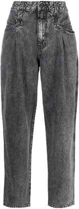 Closed Tapered Leg Jeans