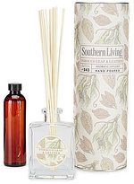 Southern Living Tobacco Leaf & Leather Reed Diffuser