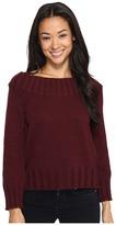 Brigitte Bailey Bradlee Wide Neck Sweater