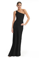 Calvin Klein Collection Black Panther Gown