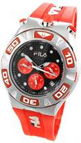 Fila Men's Quartz Watch 316046 with Rubber Strap