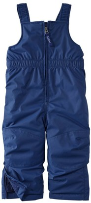 L.L. Bean Toddlers' Cold Buster Snow Bibs