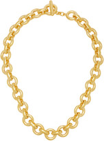 Thumbnail for your product : Ben-Amun Women's Gold-Plated Necklace - Gold - Moda Operandi