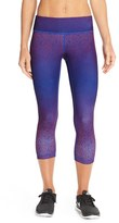 Zella Women's 'Live In' Crop Leggings