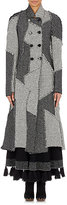 Proenza Schouler Women's Tweed Coat-BLACK, WHITE, NO COLOR