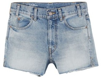 Celine Denim shorts
