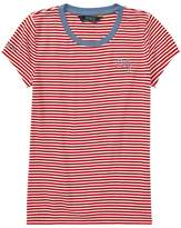 Polo Ralph Lauren Polo Striped Jersey Tee Girl's T Shirt