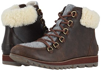 Sorel Harlow Lace Cozy (Burro) Women's Cold Weather Boots