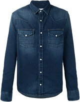 Golden Goose Deluxe Brand denim shirt - men - Cotton - S