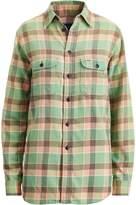 Ralph Lauren Paxton Plaid Cotton Shirt