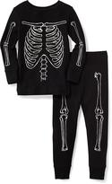 Old Navy Glow-in-the-Dark Skeleton Sleep Set for Toddler & Baby