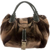Fendi Mink Spy Bag