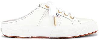 Superga 2402 Lea Nappa Sneaker